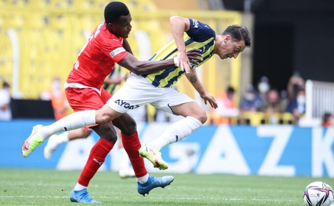 Fenerbahçe'nin Kadıköy belalısı: Sivasspor