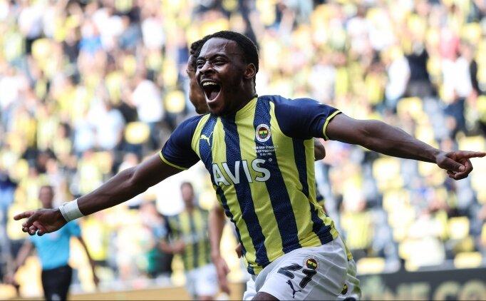Osayi Samuel: 'Bizim için test maçı olacak'