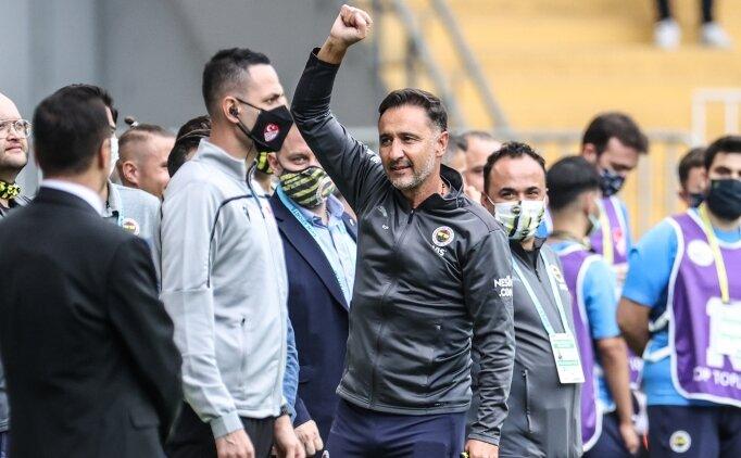 Vitor Pereira: '1 puanı beni asla mutlu etmez'