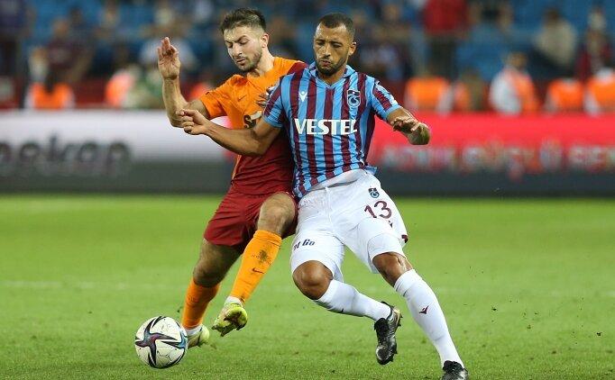 Galatasaray kaçtı, Trabzonspor yakaladı