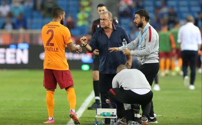 Galatasaray'da 2 yarı, gece ve gündüz gibi!