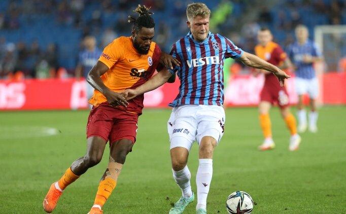 Galatasaray ve Trabzon'da seriye devam