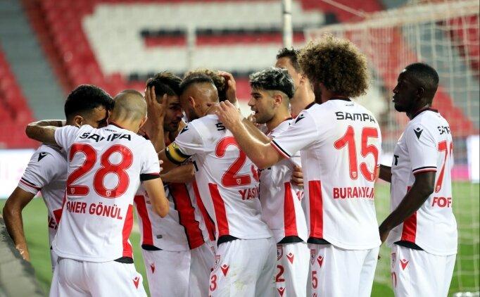 Samsunspor, Bursaspor'a konuk olacak