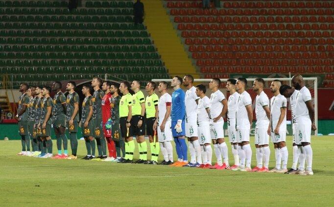 Giresunspor'dan Alanyaspor maçı için 'VAR' tepkisi