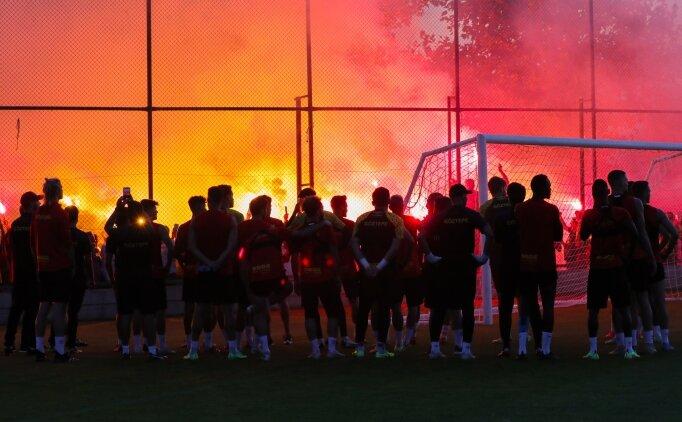 Göztepe'ye Altay maçı öncesi büyük destek