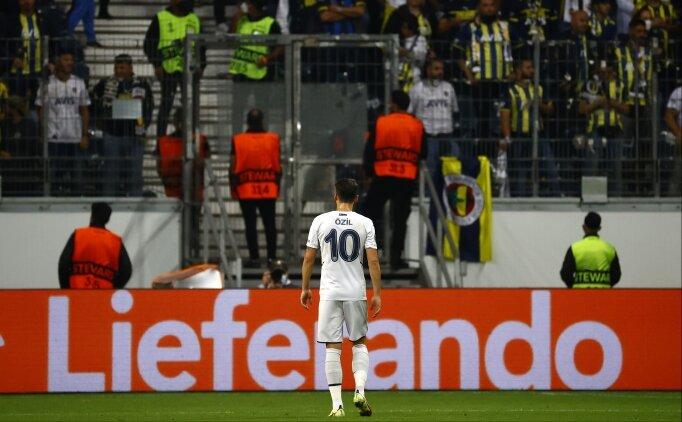 Mesut Özil kalitesini konuşturdu!