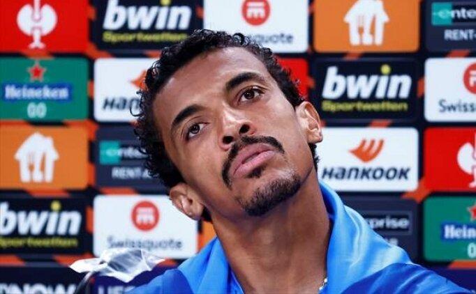 Luiz Gustavo: '1 puan biraz memnun etti'