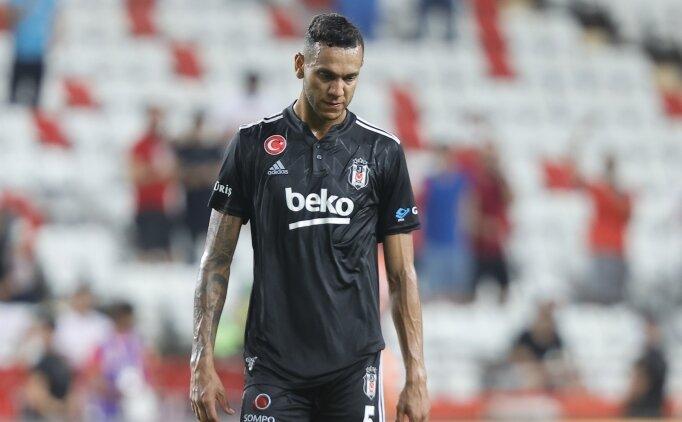 Josef de Souza: 'Biz Beşiktaş'ız, bunu gösterdik'