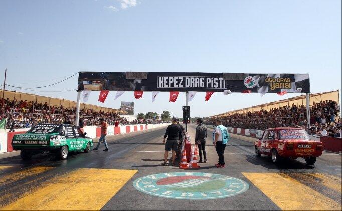 Hız tutkunları Antalya'da buluştu