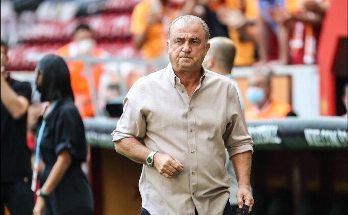 Galatasaray'da Fatih Terim, Kayseri'de bir ilki yaşadı!