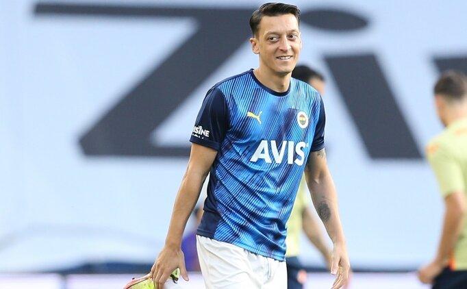 'Mesut Özil yoksa, demek oyun sistemi de dinlendirilmiş!'