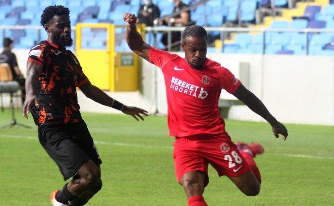 Ümraniyespor, Adanaspor ile yenişemedi