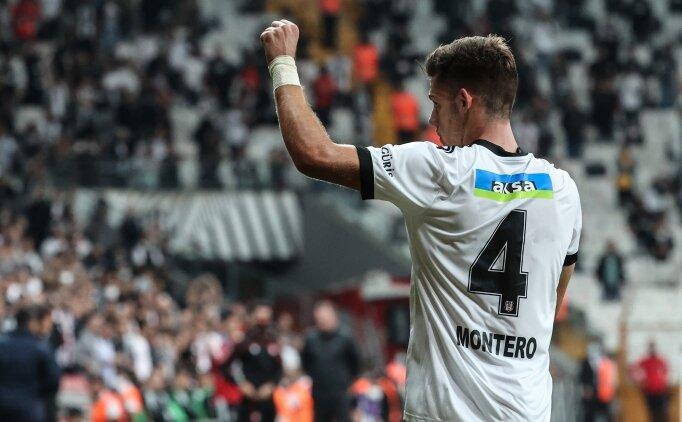 Montero: 'Yediğimiz gol faul, görmediler'