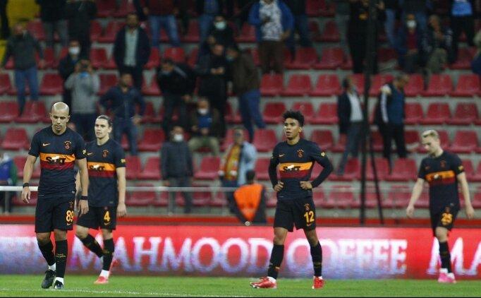 Galatasaray'da Fatih Terim'den 13 maçta 13 farklı ilk 11!