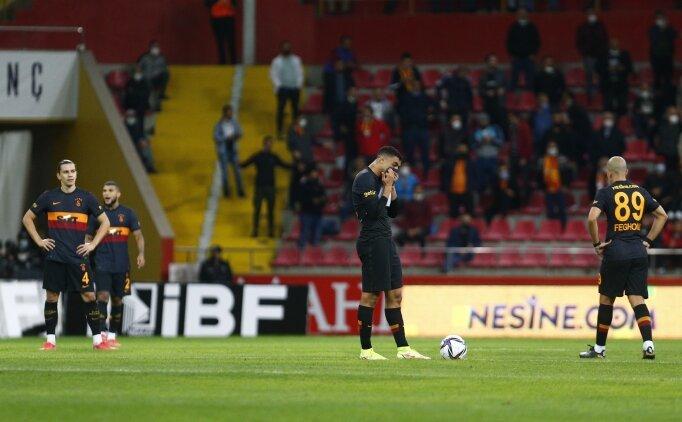 Galatasaray'da 'planlama' hatası