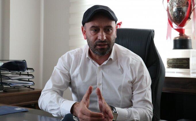 Erzurumspor taraftarlarından destek bekliyor