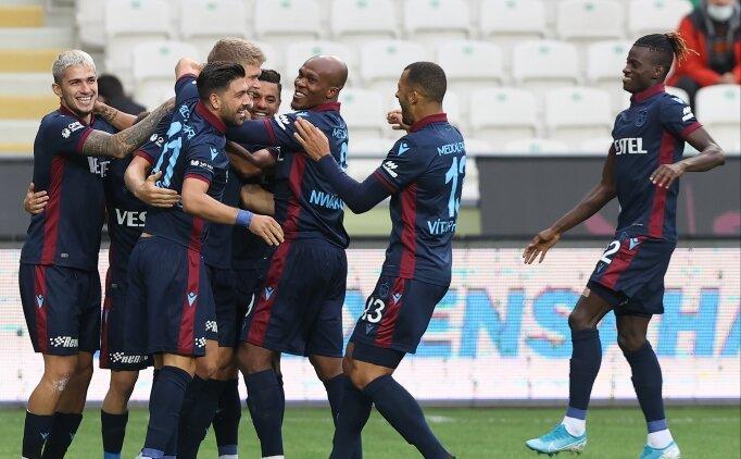 Trabzonspor'da şampiyonluk açıklaması; 'O sene bu sene'