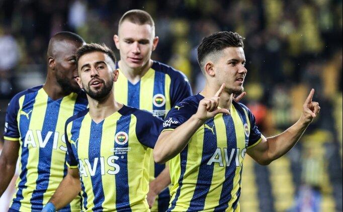 Fenerbahçe'de yenilerden siftah
