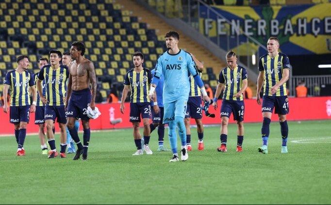 Fenerbahçe'de Kadıköy yeniden kale!