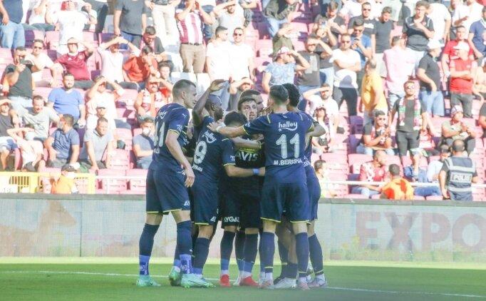 Fenerbahçe'de gençlik aşısı tuttu