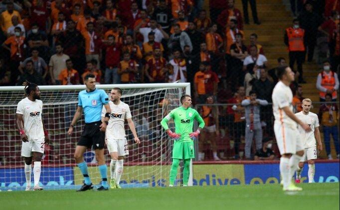 Galatasaray'da Muslera maziyi arıyor!