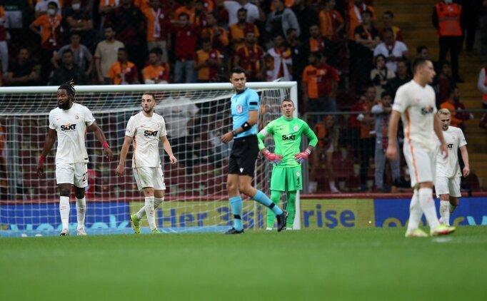 Galatasaray'ın Göztepe galibiyetinin sırrı: 'Diriliş maçımız!'