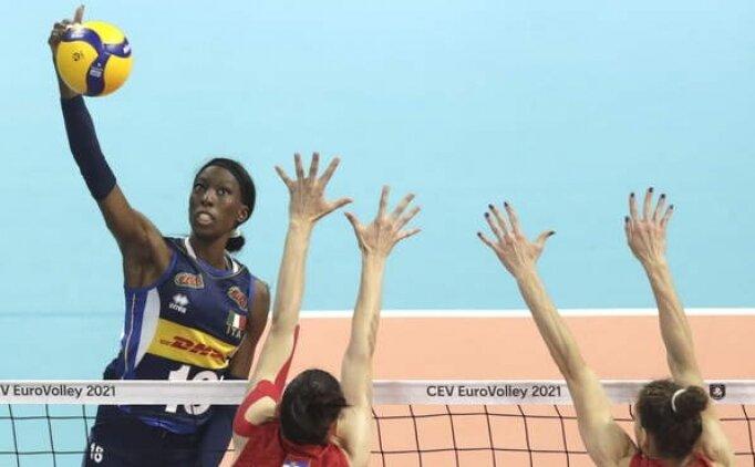 İtalya, Sırbistan'ı yenerek şampiyon oldu