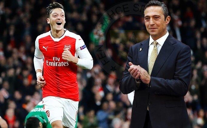 Mesut Özil'in sponsorları hazır!