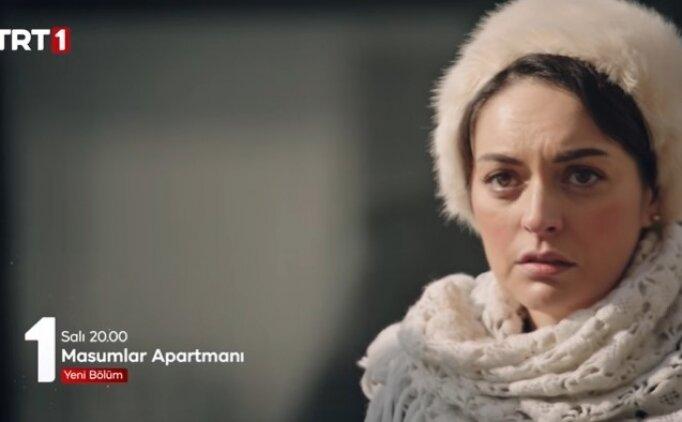 23. bölüm Masumlar Apartmanı izle tek parça kesintisiz TRT 1 HD full canlı yayın