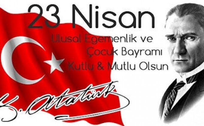 23 Nisan Ulusal Egemenlik ve Çocuk Bayramı özel şiirleri, resimleri mesajları