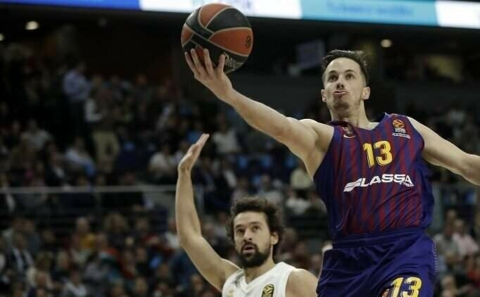 Barcelona, Thomas Heurtel'i bıraktı