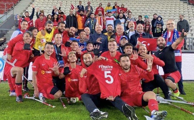Avrupa Şampiyonası finali: Türkiye - İspanya