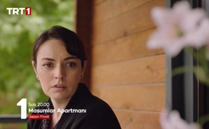 37. bölüm sezon finali Masumlar Apartmanı TRT 1 (SON BÖLÜM)