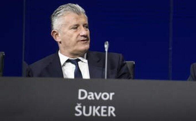 Davor Suker Beşiktaş'a hayran kaldı