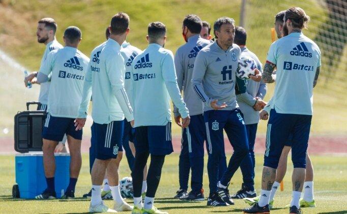 İspanya Milli Takımı ve Bitci Teknoloji dünya futbolunda bir ilke imza atıyor!
