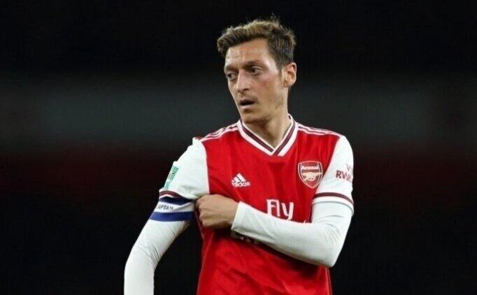 Zenit'in paylaşımı: 'Mesut Özil, Galatasaray'a gitmeliydi'