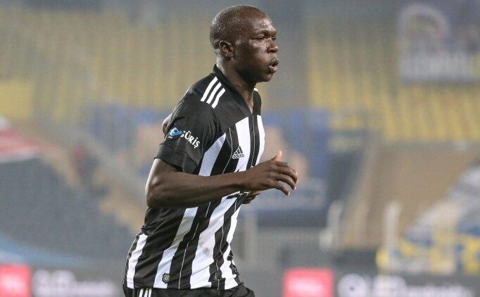 Beşiktaş'ta Aboubakar yine yok