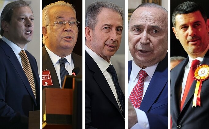 Galatasaray'da 500 bin TL bağış krizi