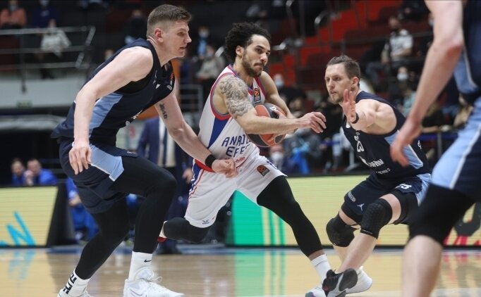 EuroLeague'de son bilet Zenit'in oldu