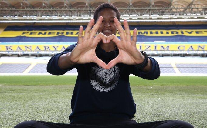 Melissa Vargas: 'Fenerbahçe'yi özleyeceğim'