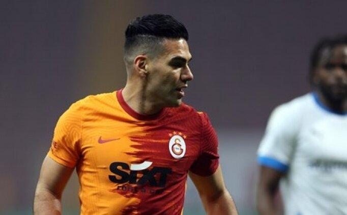 Radamel Falcao: 'Daha çok çalışmaya devam'