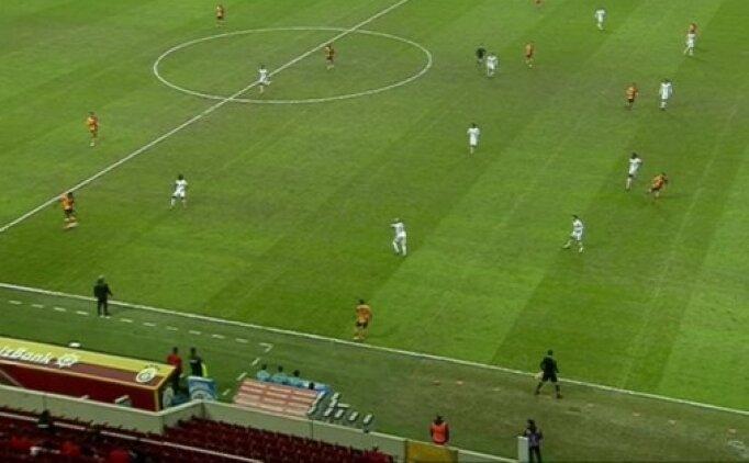 Galatasaray'da Muhammed'in attığı gol ofsayt mı?