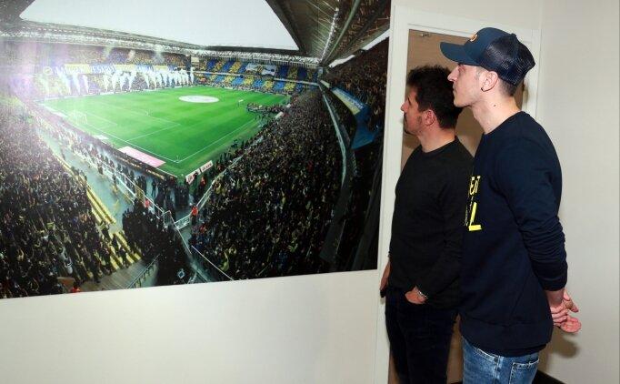 Fenerbahçe'de Mesut Özil imzalıyor: 27 Ocak