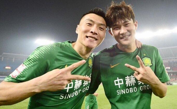 Fenerbahçe'nin Çin'den stoper gözdesi: Min-Jae Kim