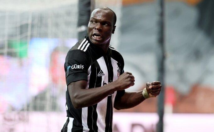 Beşiktaş'ta Aboubakar şoku: Alanya, Erzurum'da yok!