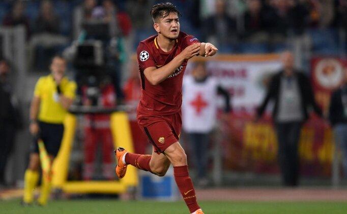 Cengiz Ünder, Mourinho'nun Roma'sına dönüyor