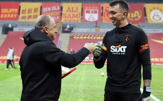 Fernando Muslera: 'Galatasaray benim her şeyim'
