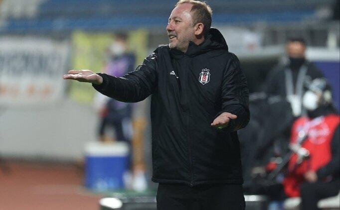 Sergen Yalçın: 'Herkese Beşiktaş'ı gösterin'