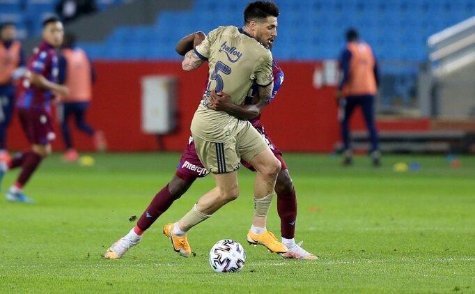 Jose Sosa Trabzonspor karşısında döktürdü!