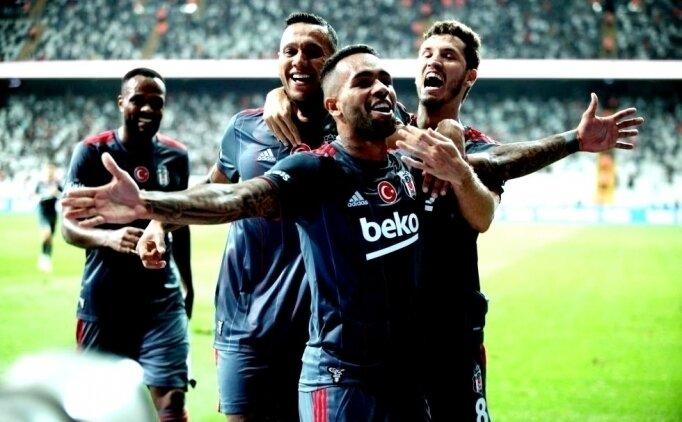 Beşiktaş - Yeni Malatyaspor: İlk 11'ler